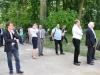 Eröffnung des Schadensparcours im Fürstlich Greizer Park