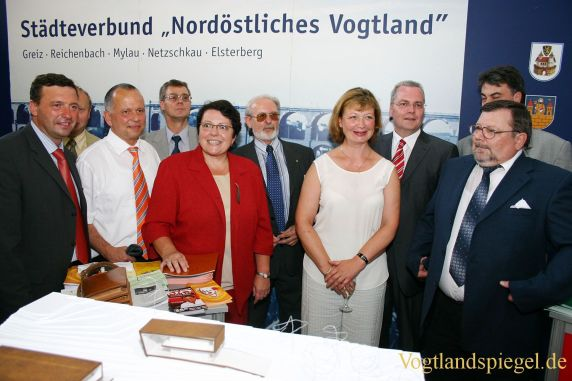 """3. Göltzsch-Elster-Schau """"Greiz'05"""" vom 01.09 bis 04.09.2005"""