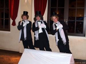 Die drei Feuerwehrtenöre aus Kleinreinsdorf