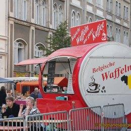Neustadtfest als Besuchermagnet für Groß und Klein