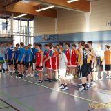 Regionalfinale Ostthüringen im Basketball der Schuljugend in Greiz