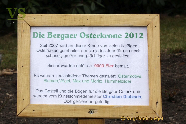 Osterpfad von Thüringen bis nach Sachsen