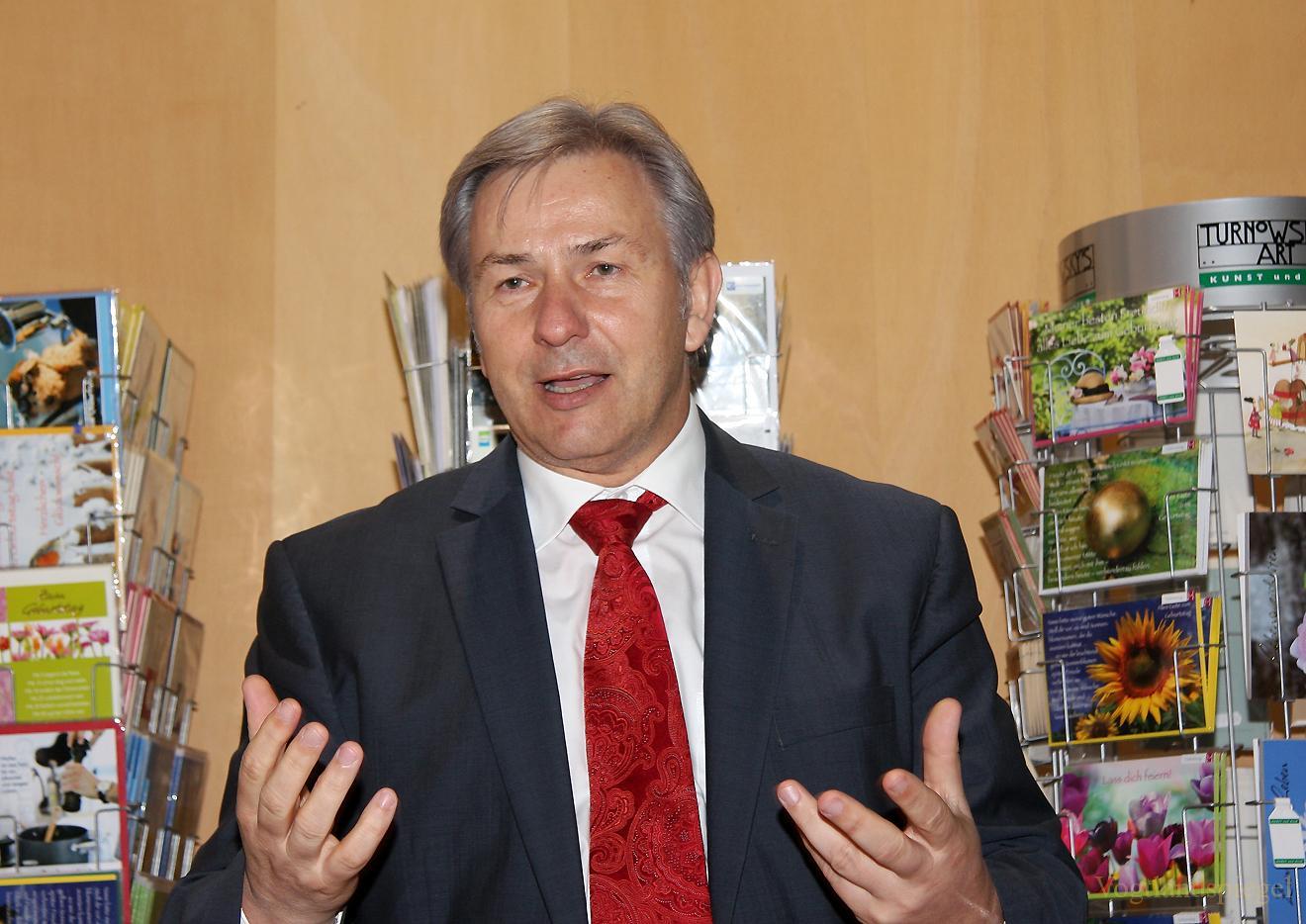 Berlins Regierender Bürgermeister Klaus Wowereit (SPD)