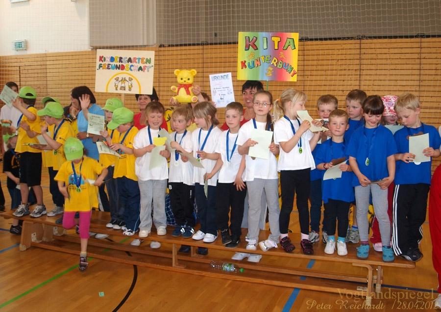 20. Bummi-Sportfest der Region Greiz