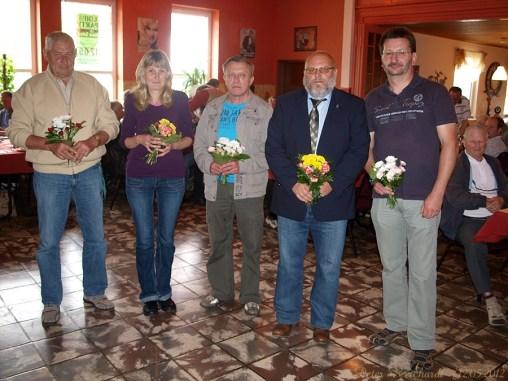 Verband der Gartenfreunde Greiz e.V. wählte neuen Vorstand