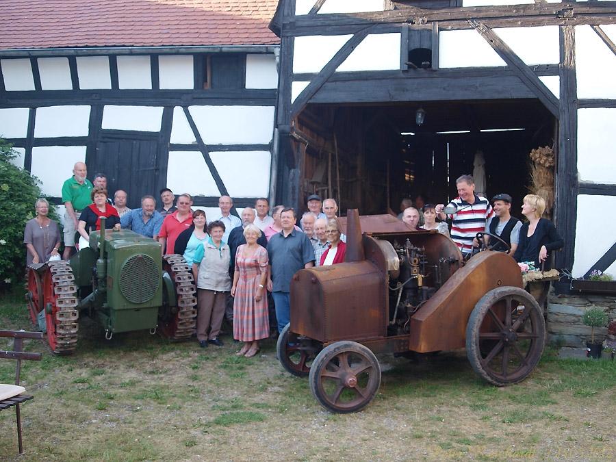 MC Greiz im ADAC im Bauernmuseum Nitschareuth