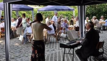 Ökumenisches Straßenfest in Greiz