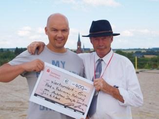 400-Euro-Spende für Reitsportler des RFV Mohlsdorf