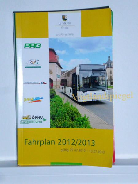 Der Verkehrsclub Deutschland zum neuen Busfahrplan im Landkreis