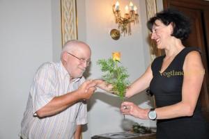 Hansgeorg Stengel zum 90. Geburtstag