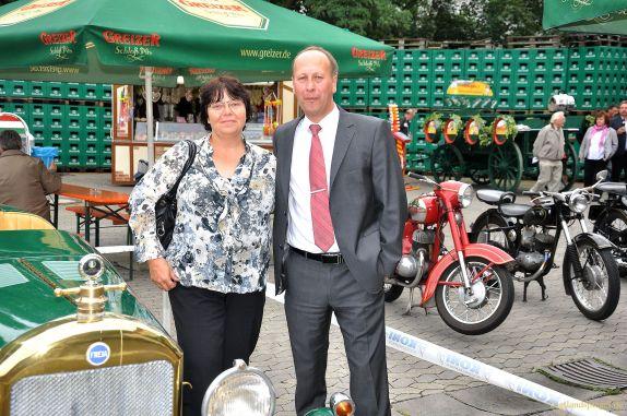 Steffi und Thomas Schäfer