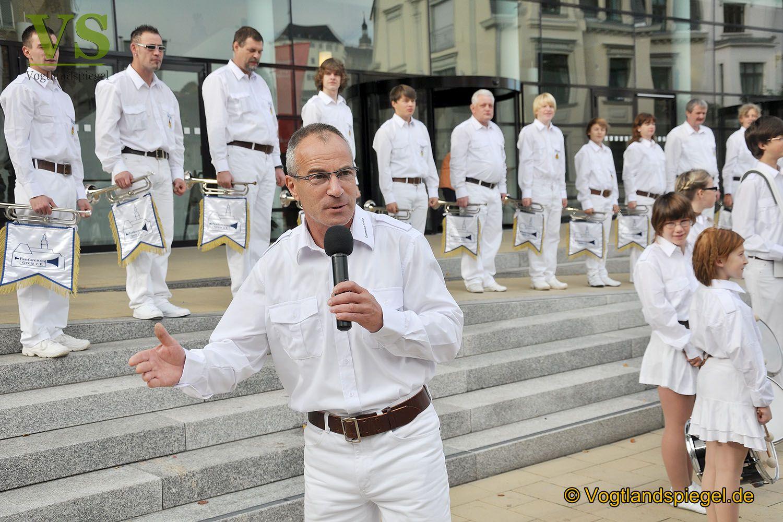 Greizer Neustadtfest zum Tag der Deutschen Einheit