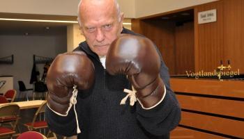 Das Herz eines Boxers in der Greizer Vogtlandhalle