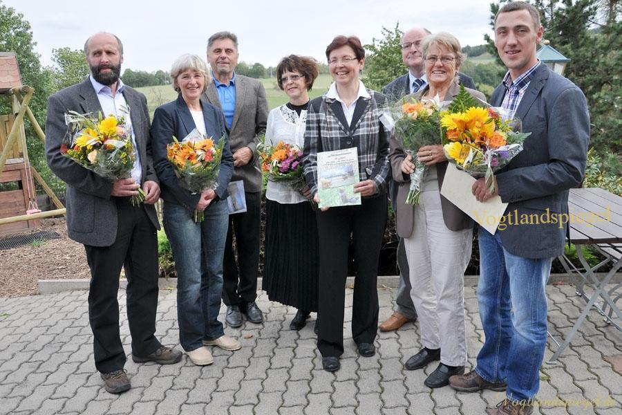 Auszeichnungen mit dem Thüringer Tierschutzpreis 2012