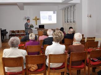 Demenz-Informationsveranstaltung im Greizer Bonhoefferhaus