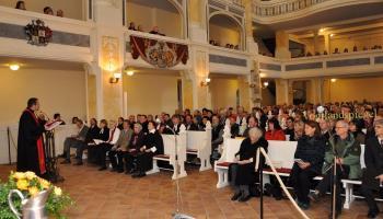 Einweihungsgottesdienst und Verabschiedung Propsteikantor Oliver Scheffels
