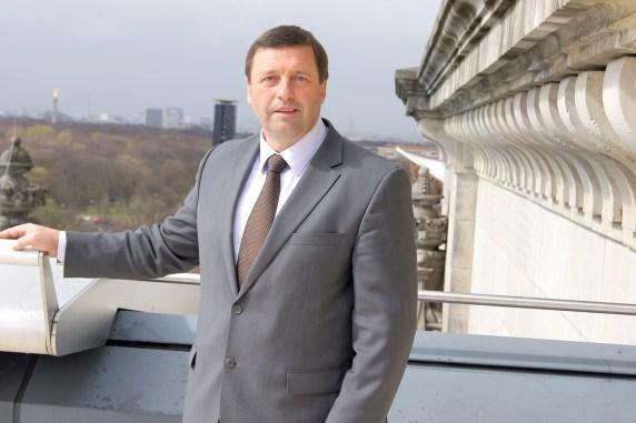 Volkmar Vogel, MdB CDU
