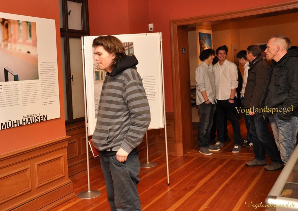 Ausstellung  Angsträume» im Unteren Schloss eröffnet