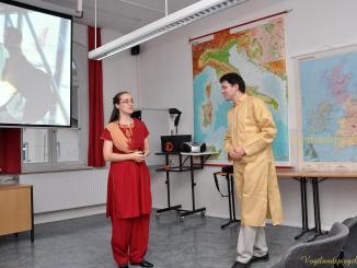 Pfarrer Christian Colditz und Ehefrau Ricarda berichten über Indien