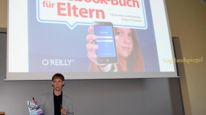 Facebook-Buch für Eltern von Björn Friedrich
