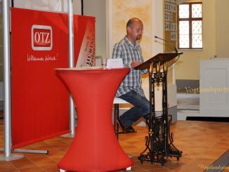 Autor Robert Schmidt liest für Greizer Flutopfer