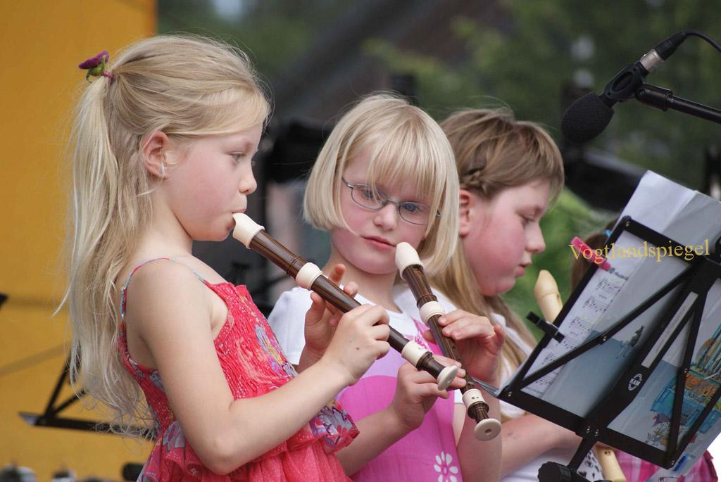 20. Musikschul-Sommerfest in Reichenbach