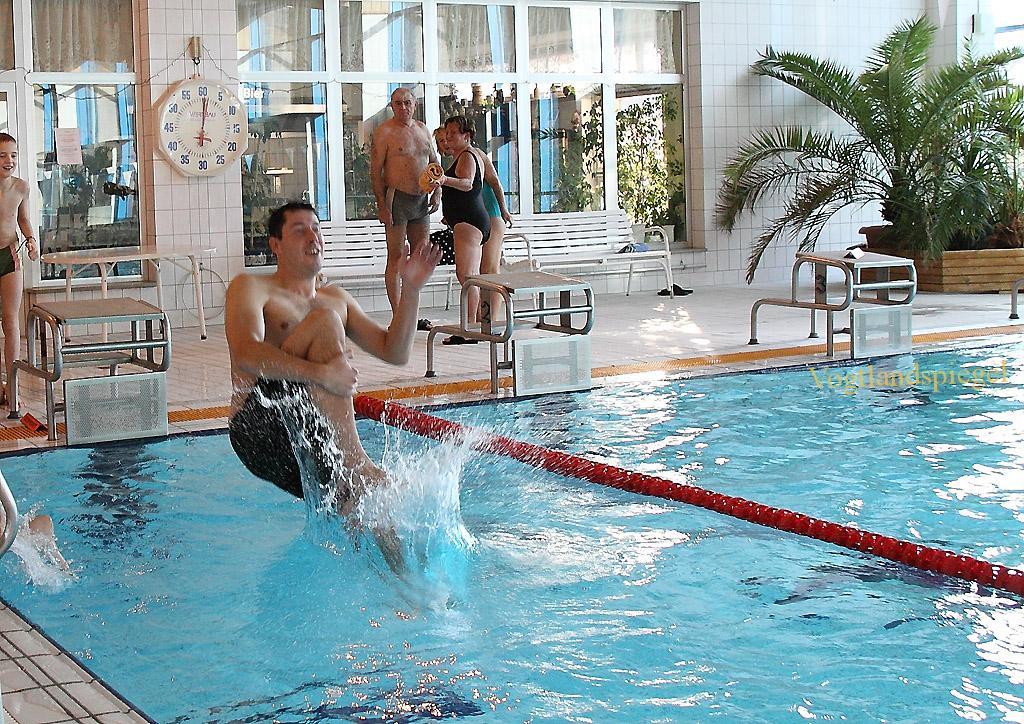 Schwimmhalle Greiz