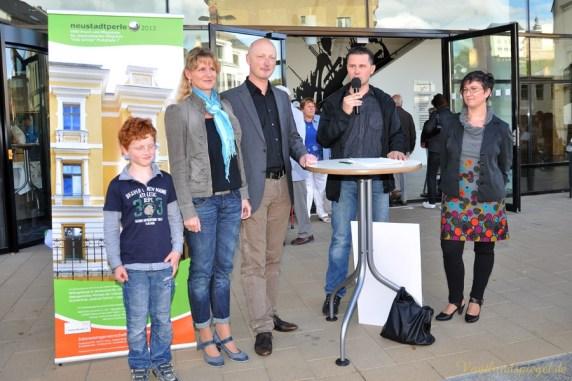 Rico Beyse ist neuer Juryvorsitzender der Neustadtperle»