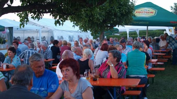 Sommerfest in der Kleingartenanlage »Hermann Löns« Greiz e.V.