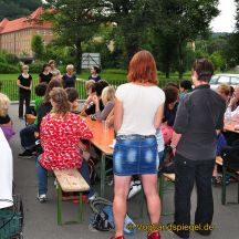 Kennenlernfest des Greizer Theaterherbstes