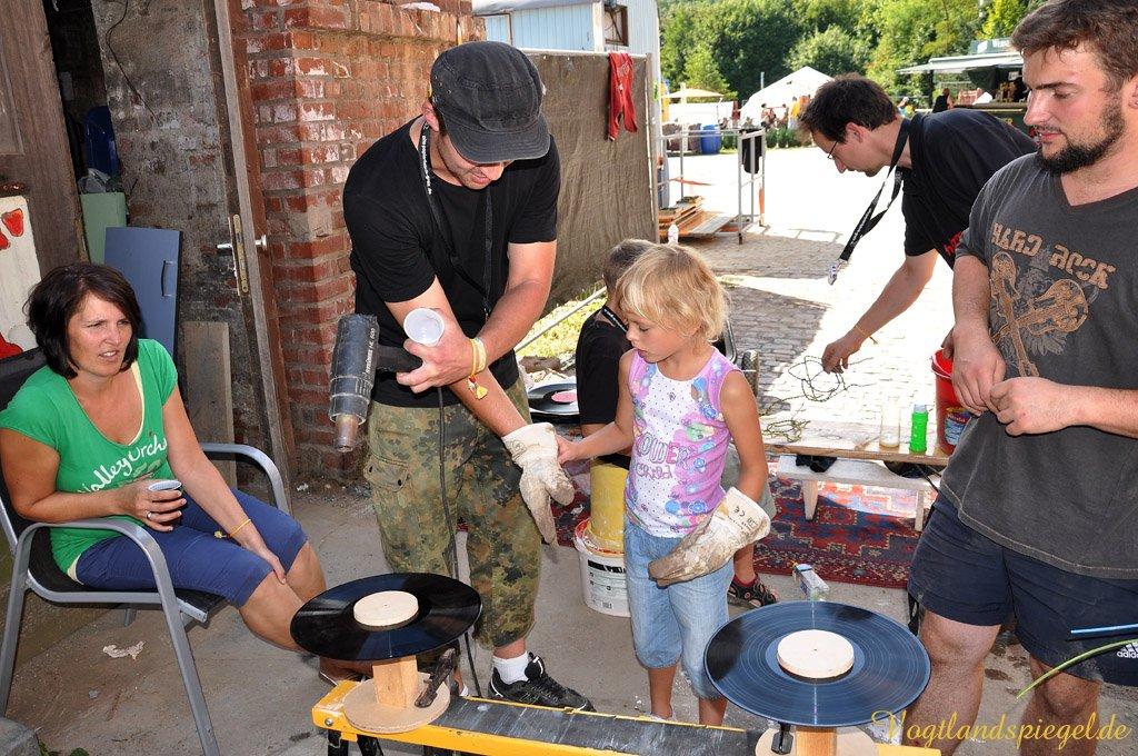 Familienfest in der Alten Papierfabrik