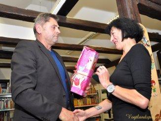 WortKlang zum 20-jährigen Jubiläum der Greizer Bibliothek