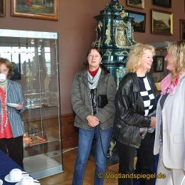 Sonderausstellung zum Thema »Kaffee« im Greizer Unteren Schloss eröffnet