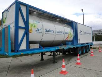 Safety Day bei AkzoNobel in Greiz
