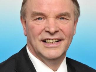 Jürgen Frantz, CDU Fraktionsvorsitzender im Stadtrat von Greiz