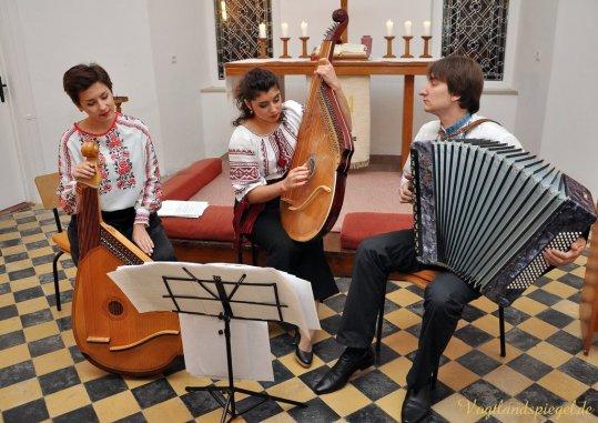 Ensemble Beriska aus Kiew