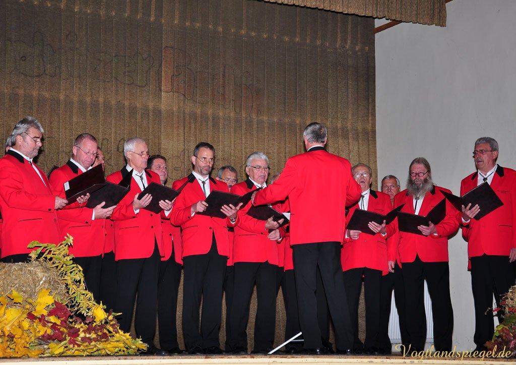 Treffen der Chöre des Neuen Reußischen Sängerkreises