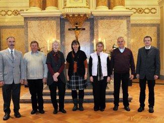 Konstituierung des Gemeindekirchenrates Greiz