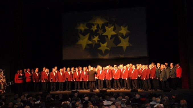 Weihnachtskonzert des Greizer Neuen Reußischen Sängerkreises