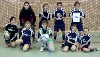 Rudi-Geiger-Turnier im Mädchenfußball