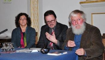 Frank Heinrich bei Prominente im Gespräch