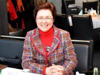 Pressefrühstück mit Thüringens Sozialministerin Heike Taubert