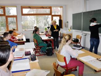 Beschulung der Asylbewerberkinder im Landkreis Greiz