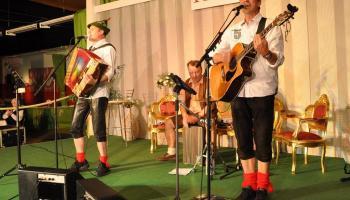 De Randfichten zum Frauentag im Greizer Hilmo-Stad'l
