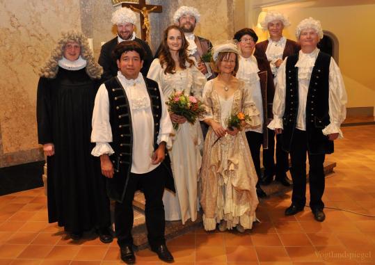 Geburtstagskonzert für Johann Sebastian Bach in Stadtkirche »St. Marien« Greiz