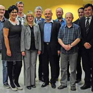 Interessengemeinschaft für Wirtschaft und Arbeit nominiert Kandidaten für den Stadtrat Greiz