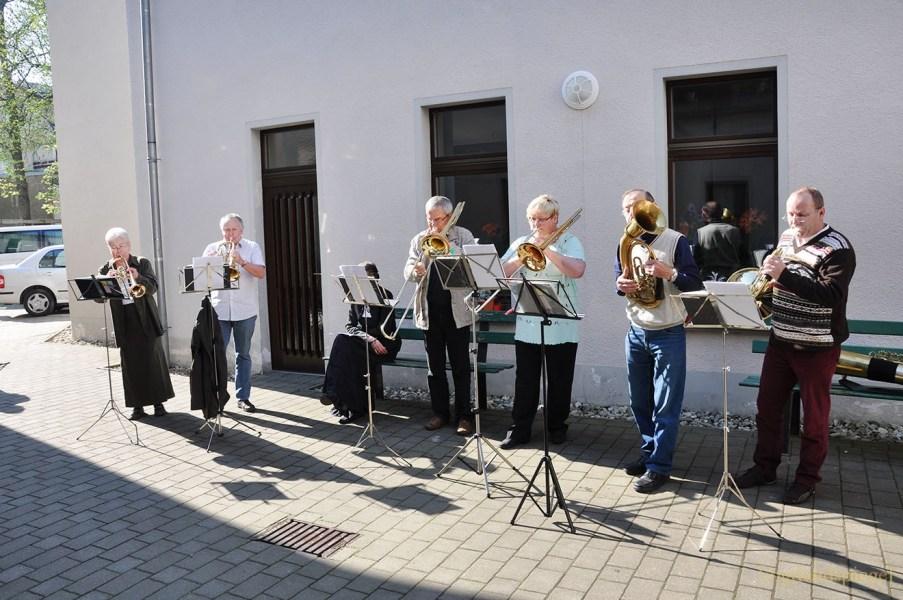 Benefizkaffee im Katholischen Gemeindezentrum Greiz