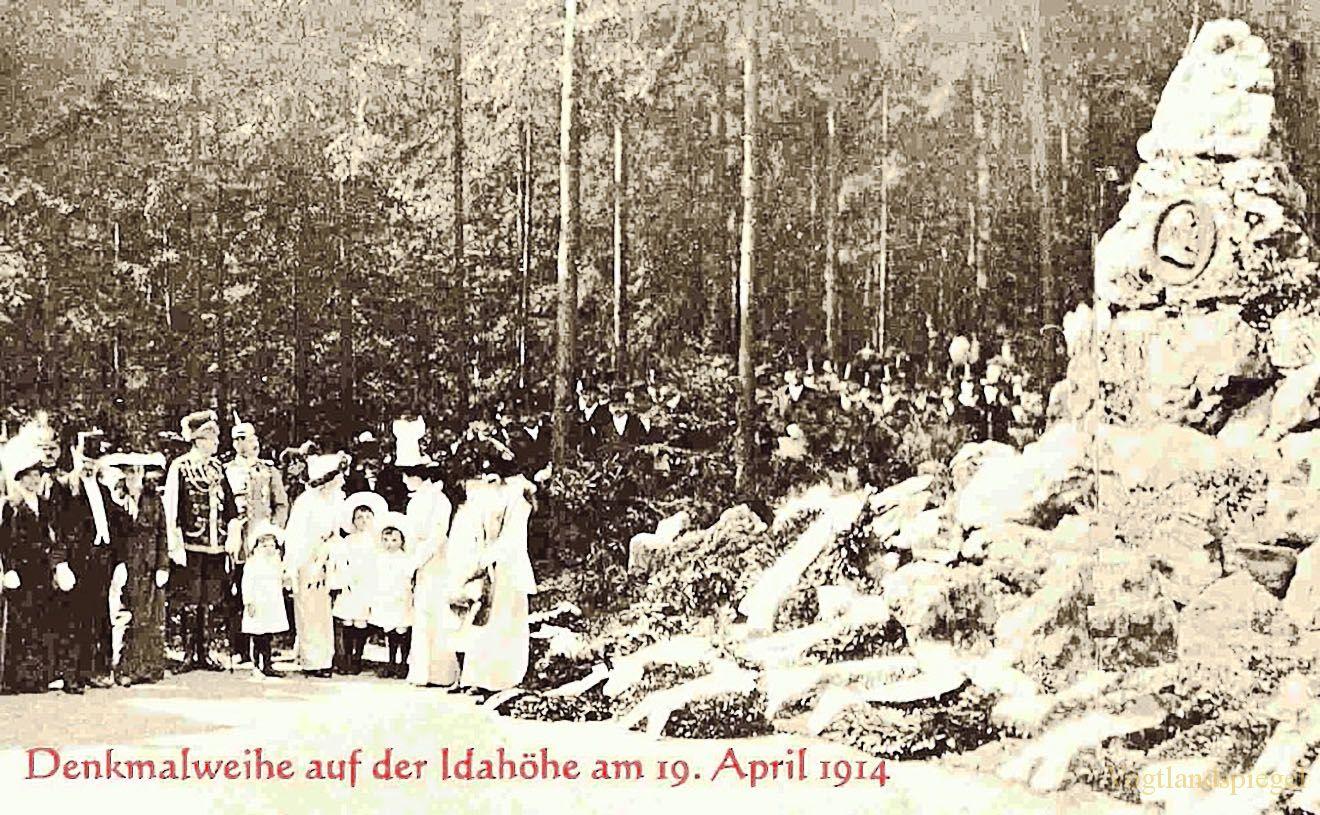 100 Jahre Greizer Ida-Höhe