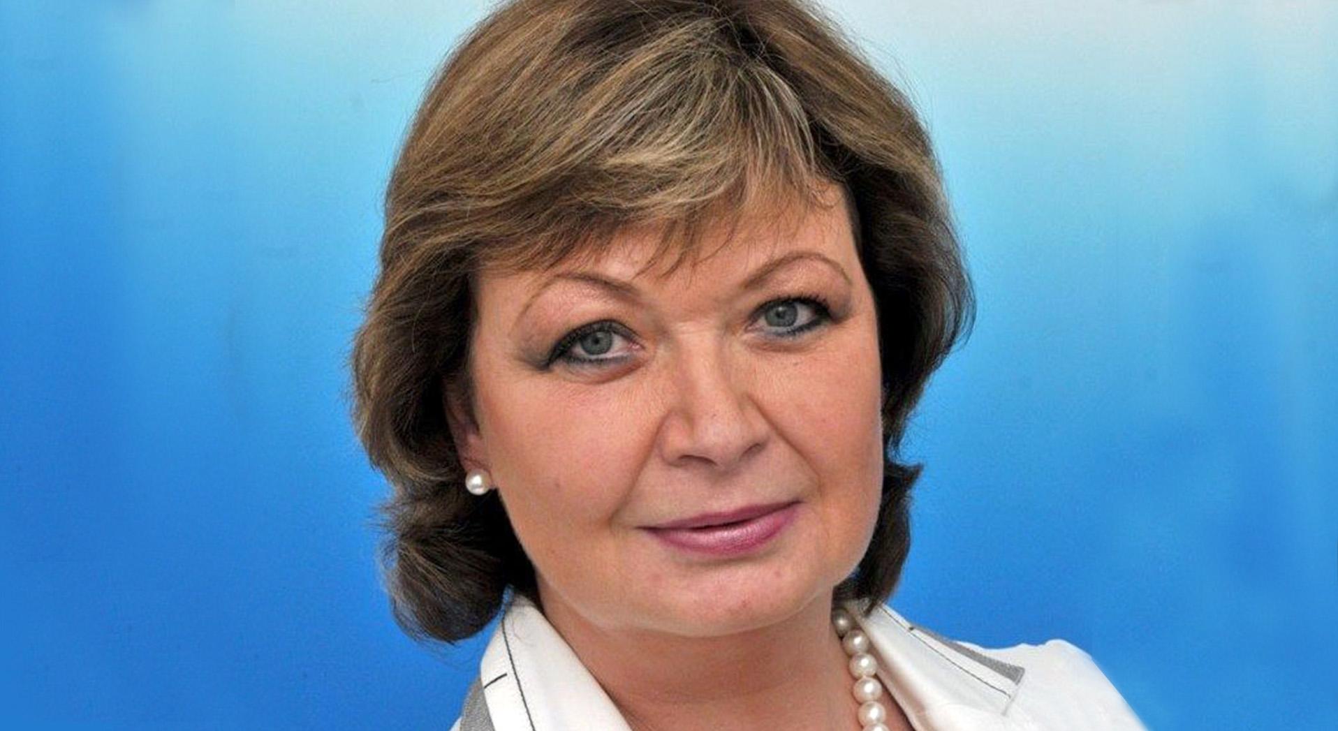 Landrätin Martina Schweinsburg (CDU)
