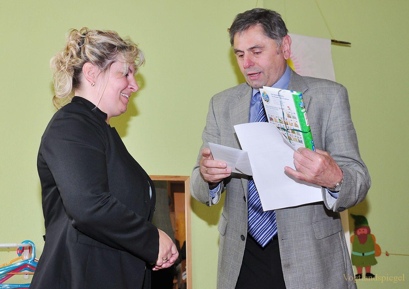 Gommlaer Waldwichtel-Kindergarten feiert zwanzigjähriges Bestehen